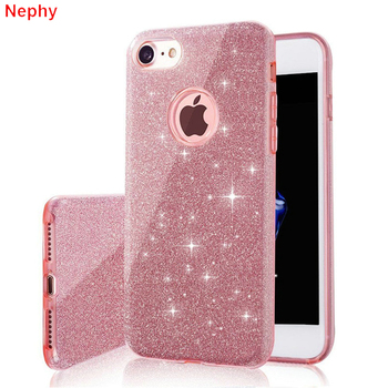 Skin Blink Glitter iPhone Case