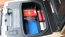 2008-2016 2017 интерьер автомобиля не скользит закладочных уборки коробка центральный коробка для Toyota Land Cruiser LC 200 FJ200 аксессуары