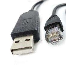 Câble série ftd usb 485 vers rj45, pour communication delta IFD6500, RS485