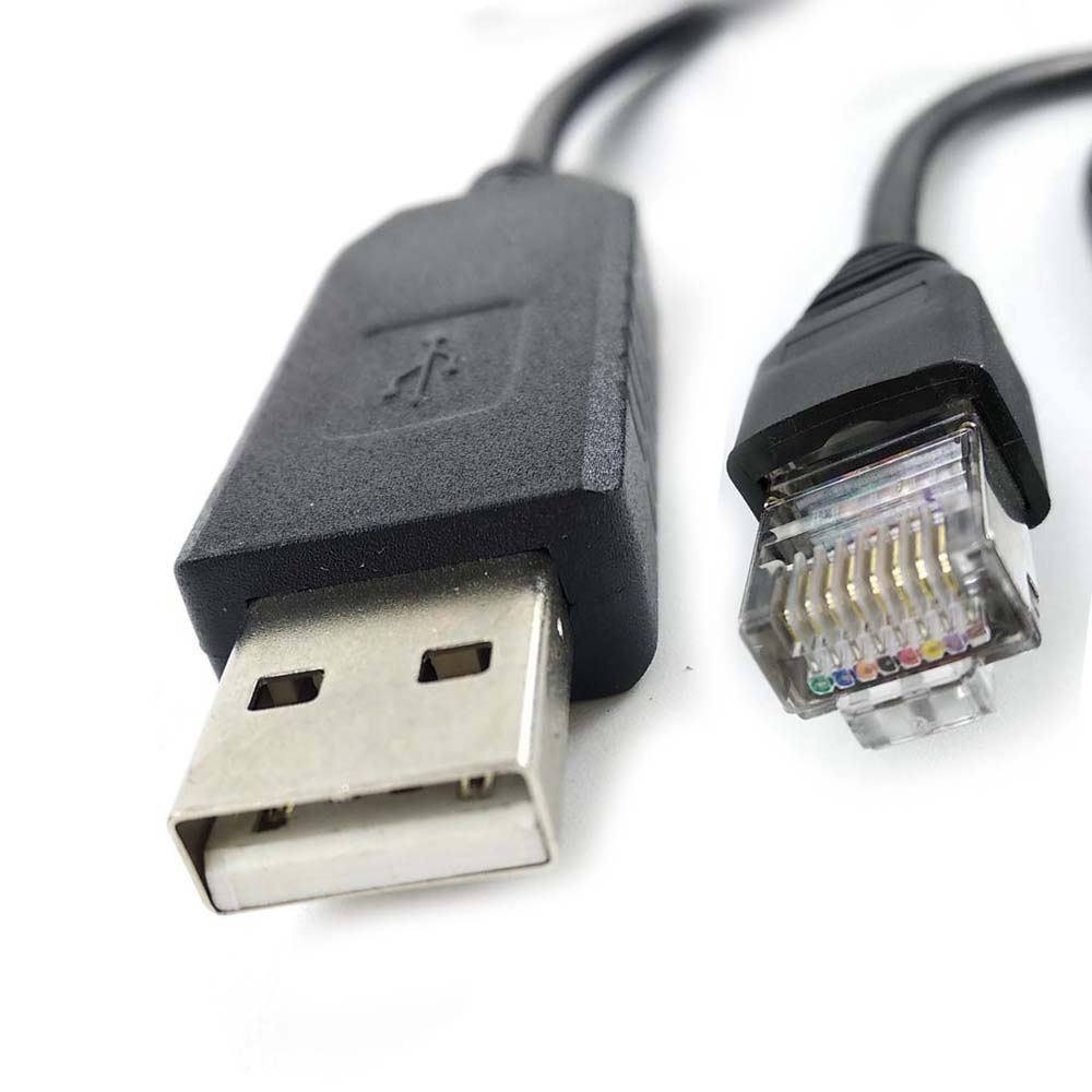 ftd usb 485 serial to rj45 for delta IFD6500 communication RS485 cable