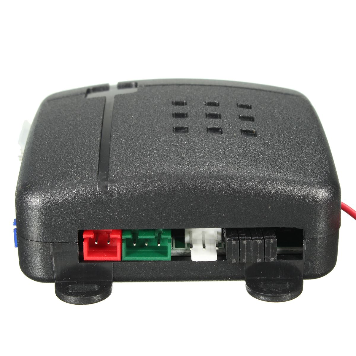 LB -100D LED Universal One-Way Smart Anti-Theft Programmable Car Alarm System