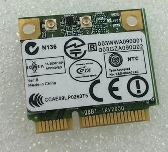 SSEA новая сетевая карта для Atheros AR9382 AR5BHB116 Половина мини PCI-E 2,4/5 ГГц 300 Мбит/с беспроводная карта