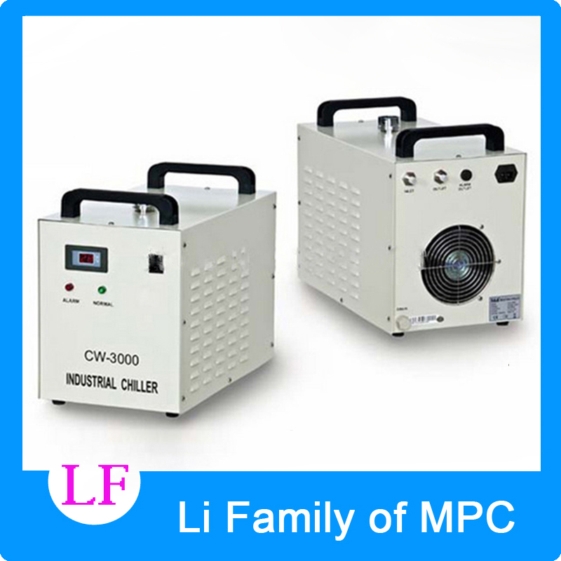 110V 50Hz Air Cooled Water Chiller CW-3000DG
