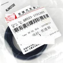 Сальник дифференциала он рассчитан на китайцев Защитные чехлы для сидений, сшитые специально для CHERY ARRIZO E5 Fulwin крест TIGGO внедорожник 4G63 4G64 двигателя Autocar части двигателя QR523-1701203