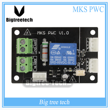 3D Printer Electronic Parts MKS PWC Controller Board+Button switch+3 pin Male Dupont Cable Support Marlin Smoothieware 3D0337