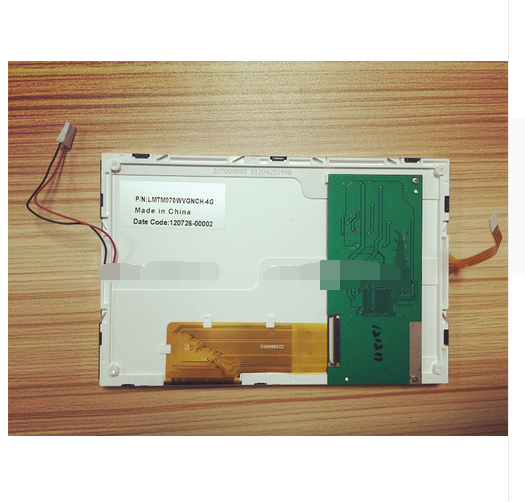 For Free shipping 7 inch original LMTM070WVGNCH-4G TFT LCD DISPLAY Screen PanelFor Free shipping 7 inch original LMTM070WVGNCH-4G TFT LCD DISPLAY Screen Panel