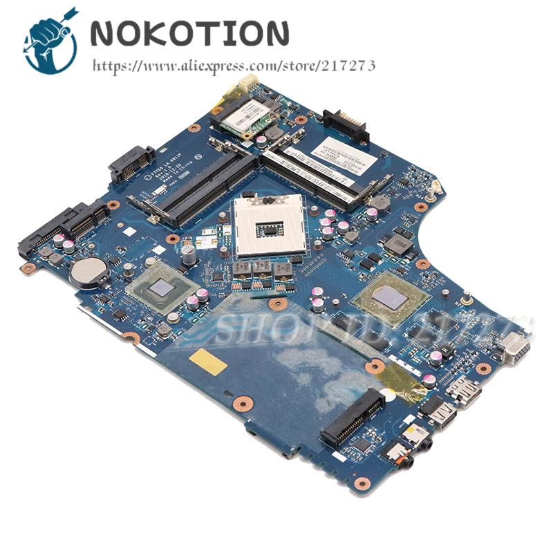 NOKOTION FOR <font><b>Acer</b></font> ASPIRE <font><b>7750g</b></font> laptop <font><b>motherboard</b></font> MBRB102002 MB.RB102.002 LA-6911P HD6800 GPU fully tested image