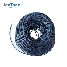 JeaTone Video Extend Cable 4×0.2mm 20 meters Tinned copper Wire Free shipping