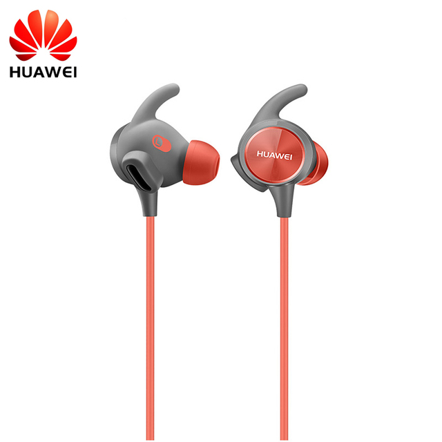 Original Huawei R1 Pro Sport Heart Rate Bluetooth Headset AptX Armature IPX5 Waterproof Mic Wireless Earphones For Android IOS