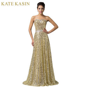 2173255dad Kate Kasin Long Prom Dresses 2017 Evening Party Dress