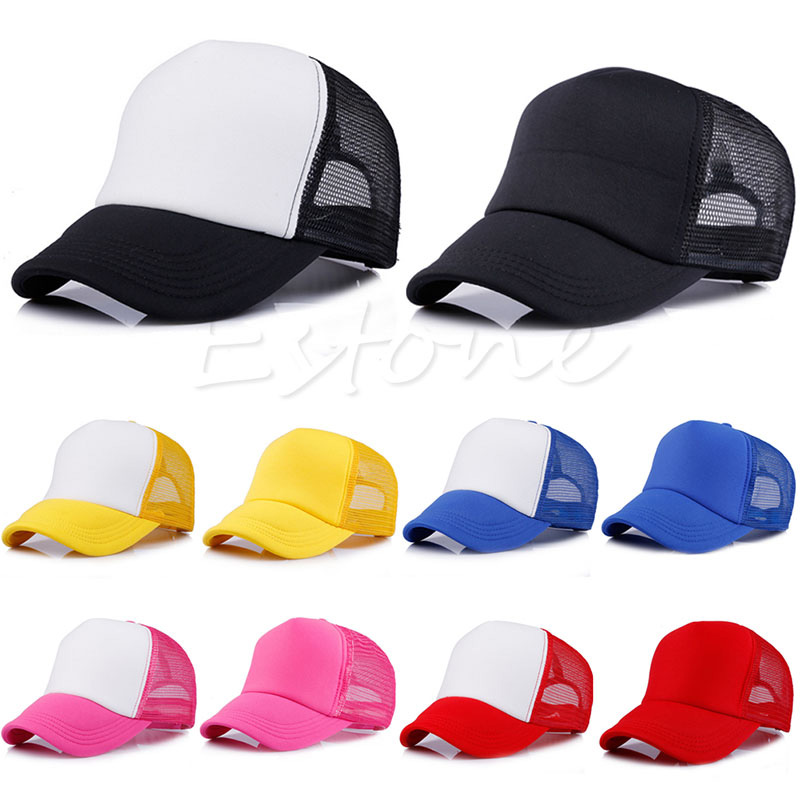 Baby Boys Girls Children Toddler Infant Hat Peaked Baseball Hats Beret Kids Cap