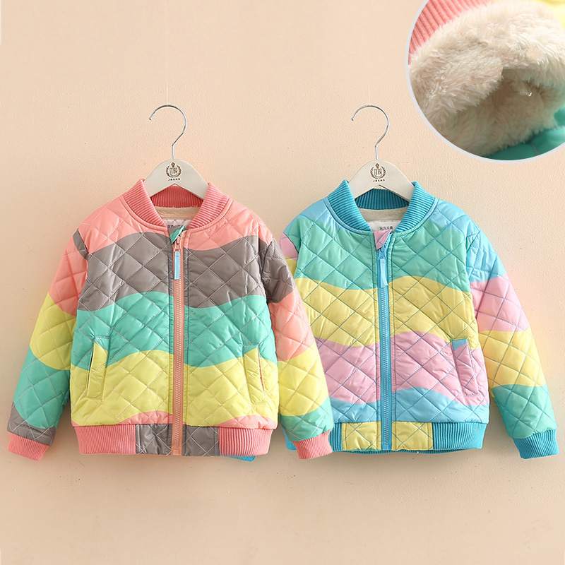 df8684dac148 Baby winter dress pure cotton new style boys and girls plus velvet ...