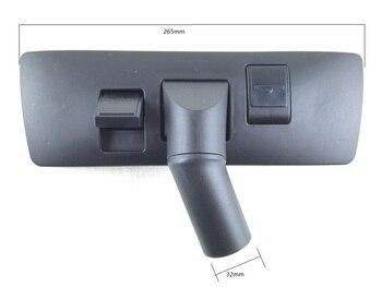 32mm cabezal de cepillo de piso aspiradora accesorios de repuesto Para Panasonic MC-CG381/CG383 MC-E7101 Para Aspiradoras