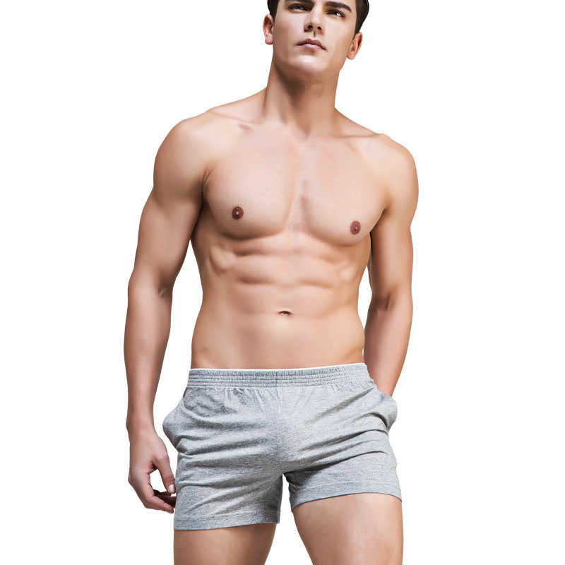Shorts Street-Wear Joggers Underpants Workout-Clothes Running Sport Men Elastic-Waist title=