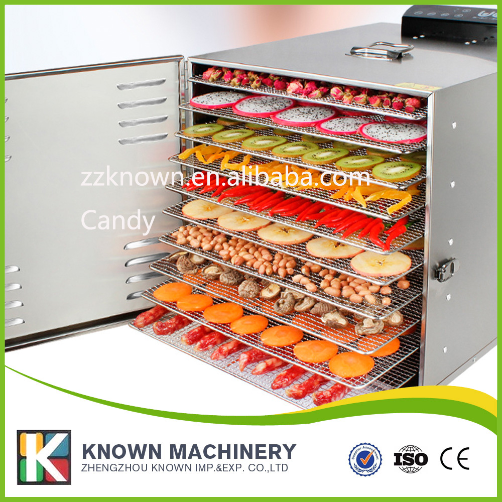 10 layers stainless steel vegetable dehydrator fruit drying machine food fruit dryer fruit dryer Medicinal pet food dryer fast food leisure fast food equipment stainless steel gas fryer 3l spanish churro maker machine