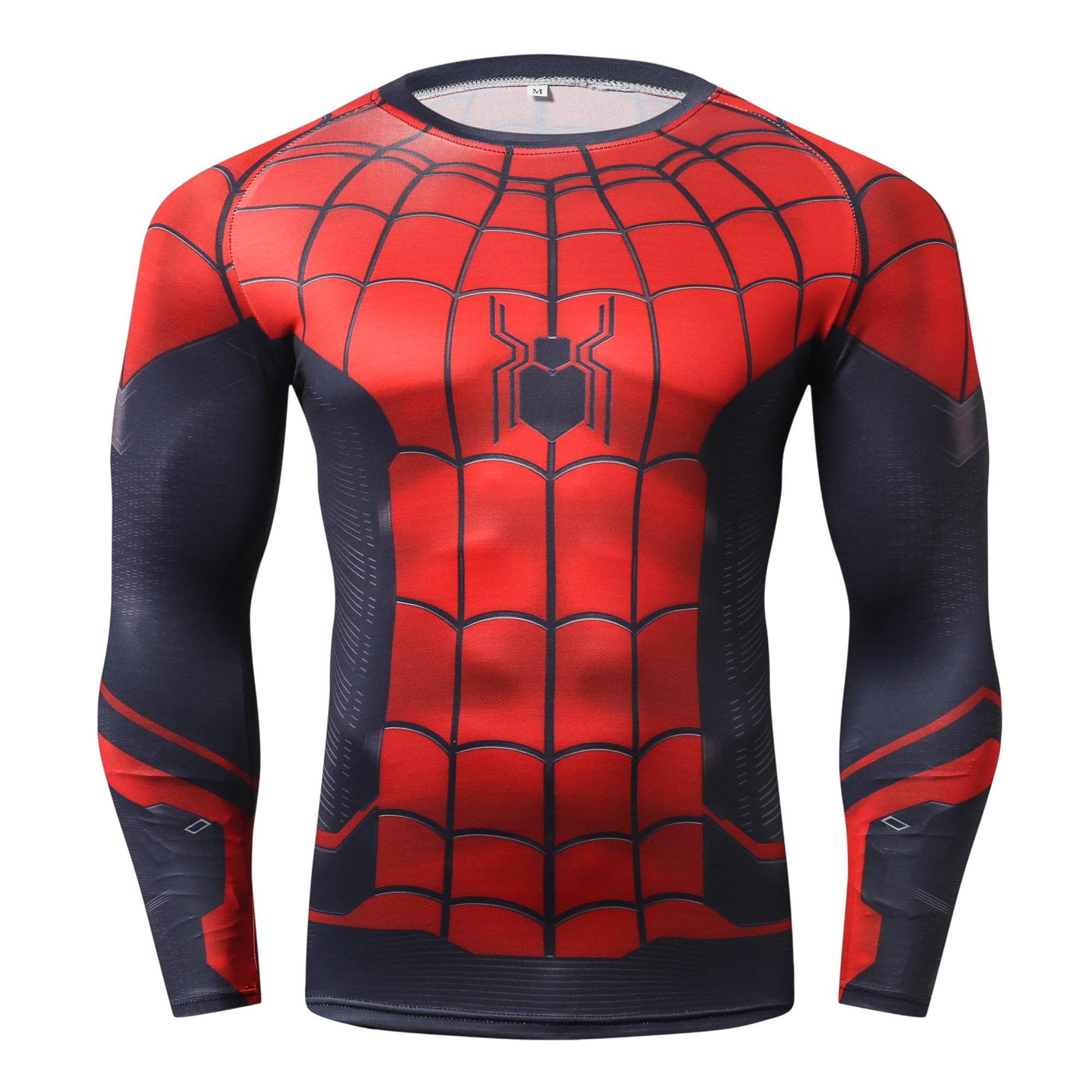 Spider Man Far From Home 3D Printed T shirts  1