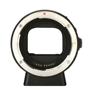 Image 2 - وصلة محول ذكية من YONGNUO YN EF E II لعدسة Canon EF EOS لكاميرا Sony NEX E Mount A9 A7 II A7RIII A7SII A6500