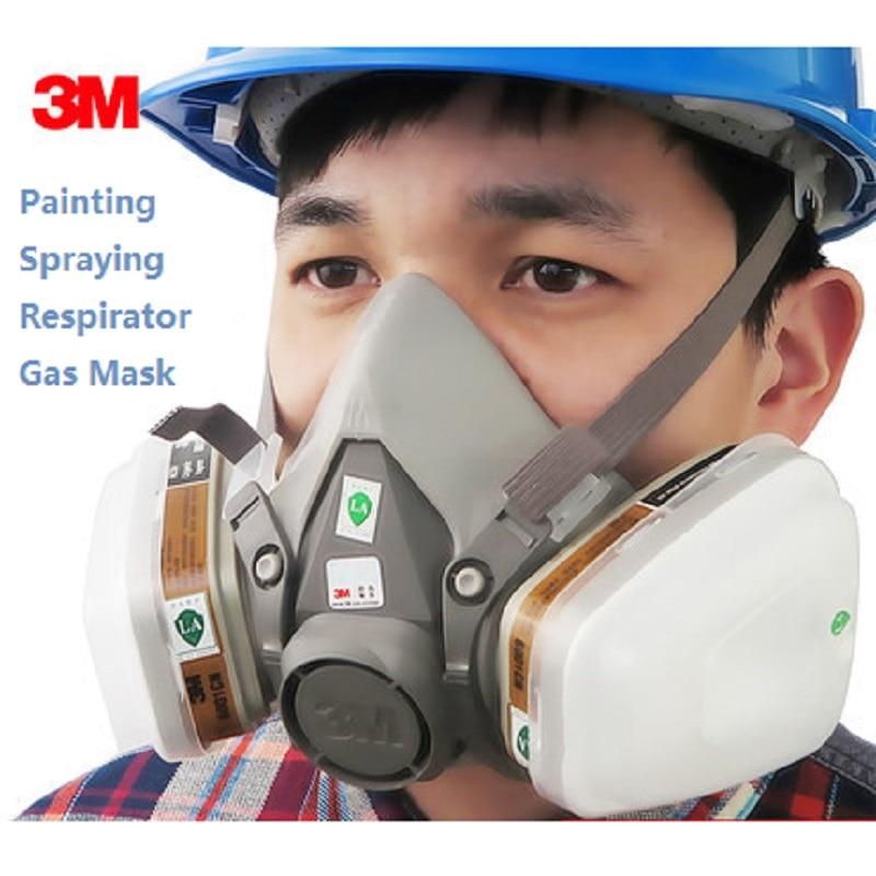 3m 7501 series half mask respirator