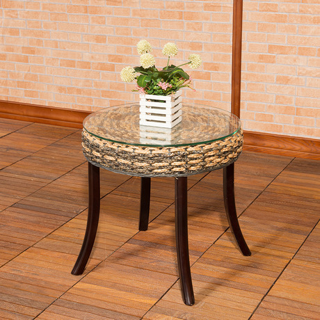 Garden Set Rattan Furniture Chairs + 1 Table Sets 3