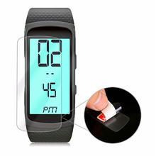 New 3Pcs lot Anti Scratch Frosted Smart Watch Protective Films Screen Protector For Samsung Gear Fit