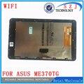Новый 7 дюймов для Asus Google Nexus 7 ME370T ME370TG ME370 wi-fi Ver жк-дисплей сенсорный экран планшета Sensore с рамной конструкции