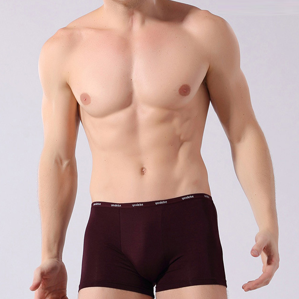 Men's Boxers HOUSE Underwears Pouch Knickers Soft Male Brand YJSFG Comfortable Hot-Sale
