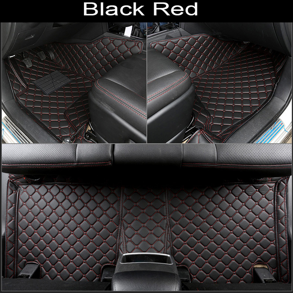 Tapis de sol de voiture pour Subaru Forester Legacy Outback Tribeca 5D revêtement de sol de tapis résistant à tous les temps