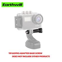Universal Photo studio Gopro long screw + nut Hero5/4/3+ small ant mountain dog motion camera adapter base 1 pcs
