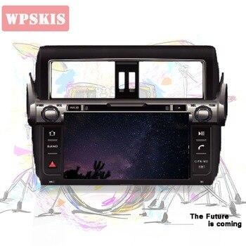 "9"" Android 10.0 tape recorder Car DVD Player for Toyota Prado 150 Land Cruiser 2014 2015 2016 2017 Car Radio Stereo Wifi Audio"