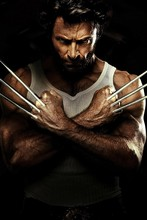 The Wolverine Science Fiction Movie art silk Poster