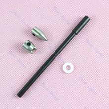 30 Cm Kabel 300 Mm Shaft Drive 4 Mm X 14.3 Inch Anjing Prop Tabung Kuningan Nut untuk RC Boat(China)