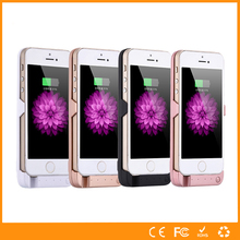 4200 Mah Stand For Apple iphone 5 5s SE Battery Case Ultra thin Backup Charger Cover For iphone 5 5S SE Smart Power Bank