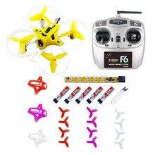 F20024 Kingkong Tiny7 RTF Combo Mini Racing Drone Quadcopter with 800TVL Camera Feiyusky F6 Transmitter Receiver