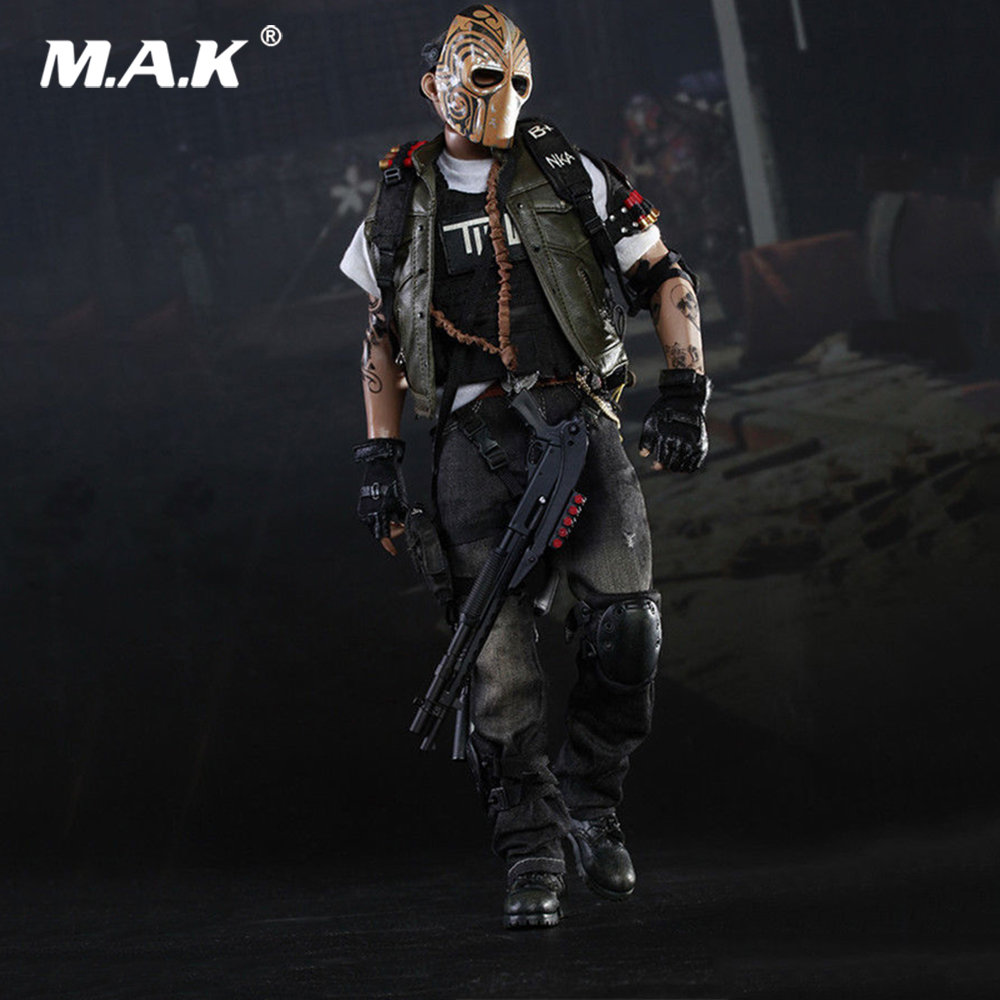 Collectible Fans Gift Full Set 1/6 Male Masked Mercenaries 2.0 FS-73008 Action Figure Model Toys for Collectors Gift Hobbies for collection full set action figure model fs 73005 1 6 us us delta special forces 1st sfod d figure model toys for fans gift