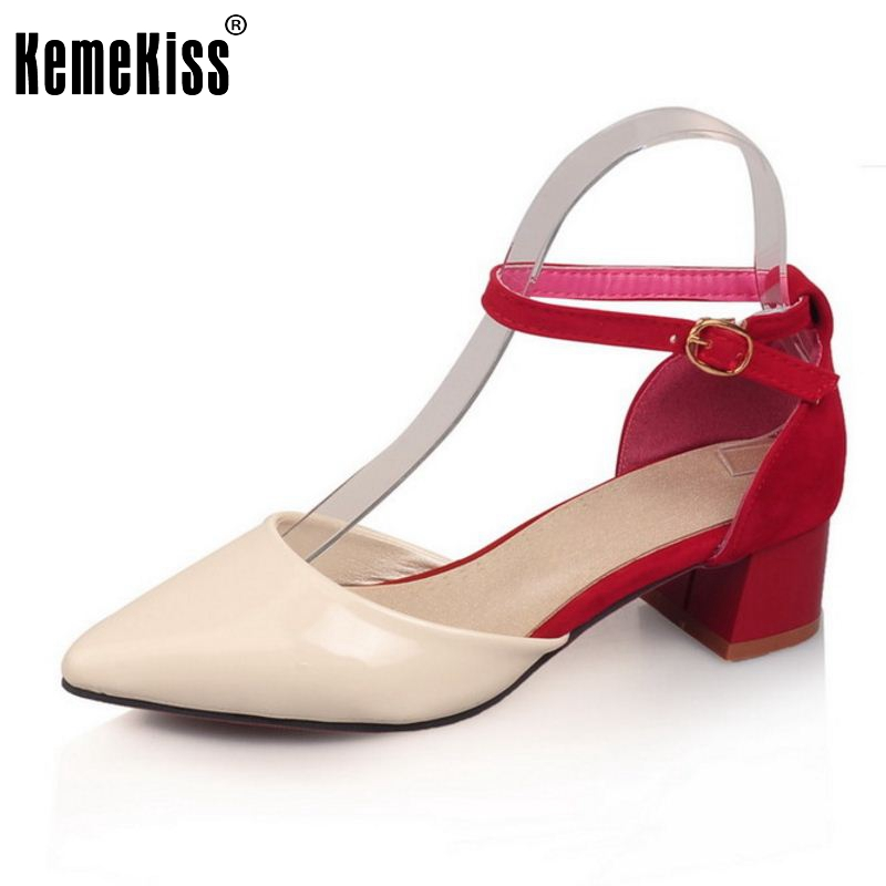 Women High Heel Sandals Women Pointed Toe Shoes Womens Lady Suede Leather High Quality Fashion Brand Shoes Size 34-43 PA00530 new 2017 spring summer women shoes pointed toe high quality brand fashion womens flats ladies plus size 41 sweet flock t179