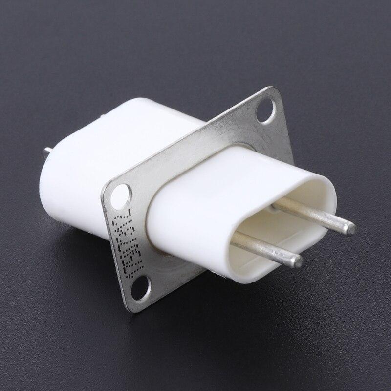 5 шт. электронный магнетрон для микроволновой печи 4 нити булавки Розетки конвертер дома
