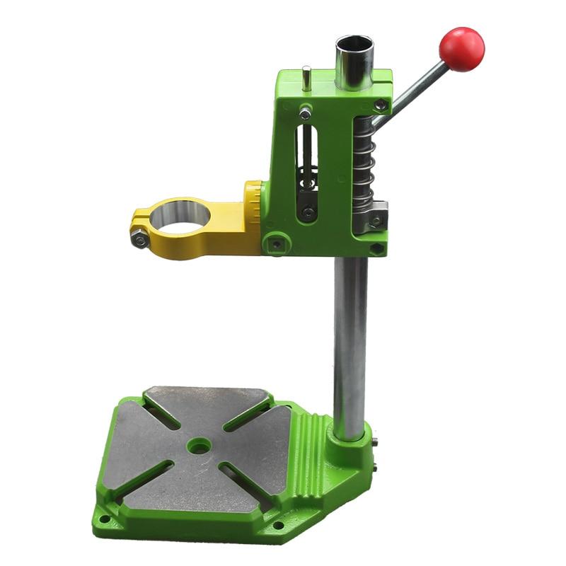 MINIQ Precision Electric Drill Stand Power Rotary Tools aksesuarai - Elektrinių įrankių priedai - Nuotrauka 2