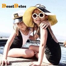 2019 Sun Flower kids sunglasses boys girls Round UV400 glasses children Lovely baby sun gafas de sol mujer