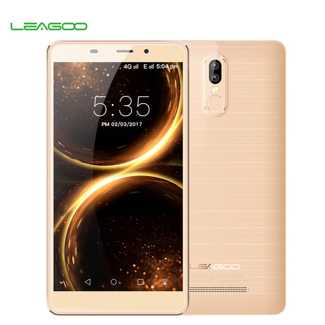 Оригинальная leagoo M8 Pro 5.7 ''HD Android 6.0 MT6737 Quad Core смартфон 2 ГБ Оперативная память 16 ГБ Встроенная память 4 г сотовый телефон