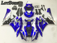 High Quality ABS Plastic Fit For Yamaha YZF600 YZF 600 R6 2006 2007 06 07 Moto Custom Made Motorcycle Fairing Kit Bodywork A01