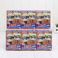 6pcs/lot Naruto Q Version