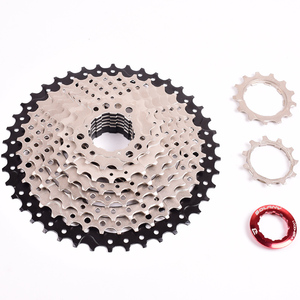 Image 5 - BOLANY Bicycle Flywheel 9S 11 36 11 40 11 42 Mountain Bike Flywheel 9S 27Speed Cassette Sprocket For Wide Ratio