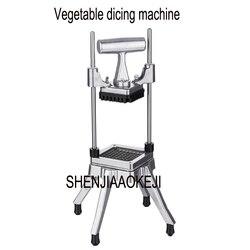manual Vegetable diced/cutting strip/cut grain machine Cucumber cutting machine Radish cutting machine