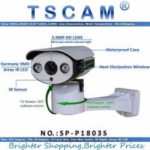 TSCAM new SP-P1803S CCTV IP Camera Full HD 1080P 2.0MP  with TF/Micro SD Slot Pan/Tilt Rotation Array IR 50M Project Quality