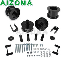 2.5 Front + Rear Full Leveling Kit  Suspension Spacer Lift Kits For Jeep Wrangler JK 2WD 4WD 2007-2012 2013 2014 2015 16