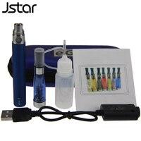 100 cái/lốc eGo CE4 Starter Kit 650 900 1100 mAh eGo t pin E Thuốc Lá CE4 Clearomizer E Cig Bộ Dây Kéo Trường Hợp Kit 11 màu sắc