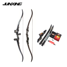 30-50 lbs Bow American Hunting Bow Traditional Recurve Bow  With  Riser Sight String Splitter Stabilizer Accessories traditional one piece xi an kaiyuan bow tang dynasty recurve bow hunting wooden bow type 30 50 lbs shooting sports reflex bow