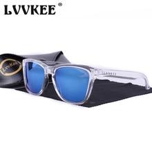 LVVKEE 2017 ventas Calientes Deportes de Verano Gafas de Sol Mujeres/Hombres Marca de diseño UV400 Gafas de Sol Gafas Al Aire Libre con el logo & caja original