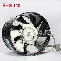 KHG 150 Air Cleaning of the kitchen ventilator axial fan bathroom exhaust fan of the fan In Sewer Line Extractor Fan
