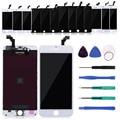 1 Pcs Alta Qualidade OEM LCD Display Touch Montagem Digitador Da Tela de Reparação Substituição parte para o iphone 5 5s 5s 6 6 s 6 mais 6 s plus